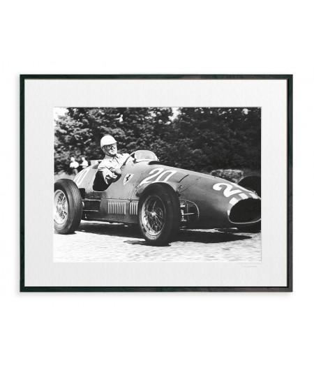 40x50 cm La Galerie Ferrari - Affiche Image Republic