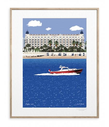 30x40 cm Paulo Mariotti Cannes - Image Republic