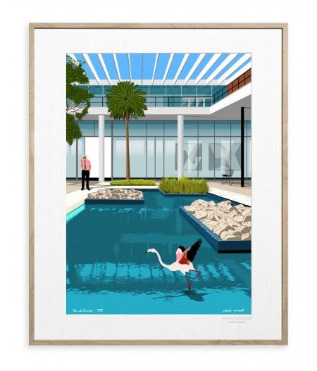30x40 cm Paulo Mariotti Rio - Affiche Image Republic