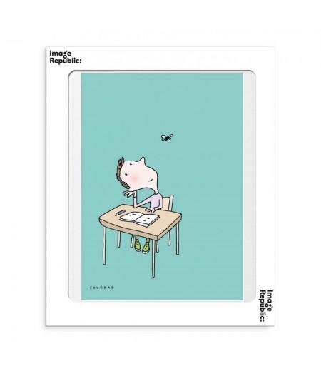 30x40 cm Soledad Ecole - Affiche Image Republic