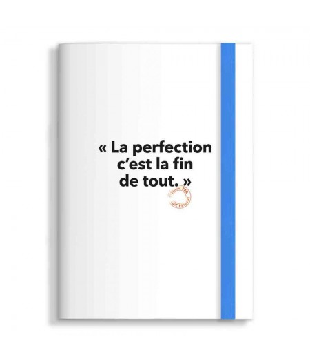 15x21 Cm Note Book Loic Prigent 78 La Perfection - Image Republic