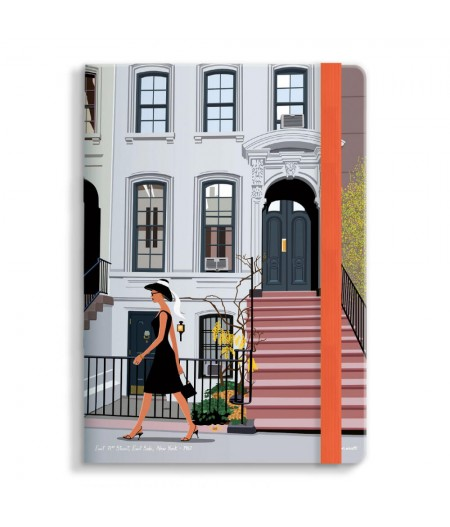 15x21 Cm Note Book Mariotti New-York - Image Republic