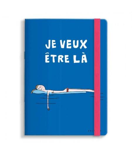 15x21 Cm Note Book Soledad Je veux être là - Image Republic
