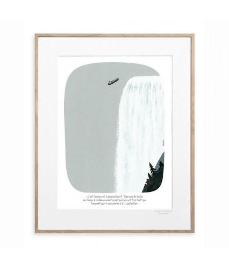 30x40 cm Voutch Ramons - Affiche Image Republic