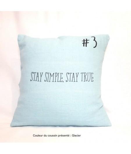 Stay simple stay true 3 glacier