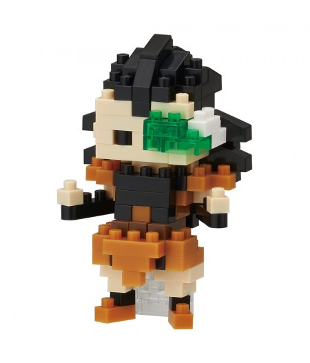Nanoblock x Dragon Ball - Raditz