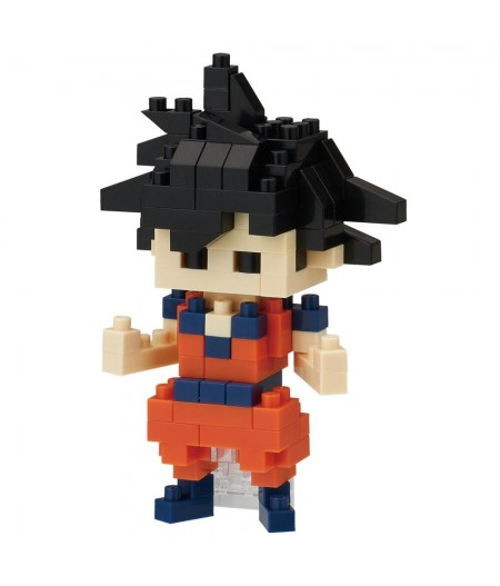 Nanoblock x Dragon Ball - Goku