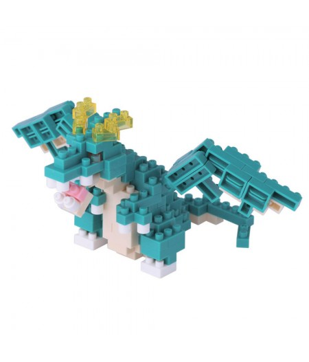 Nanoblock Blue Dragon