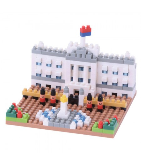 Nanoblock Buckingham Palace