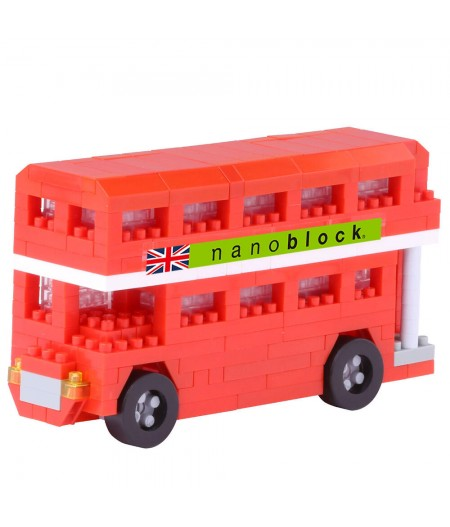 Nanoblock Bus Londonien