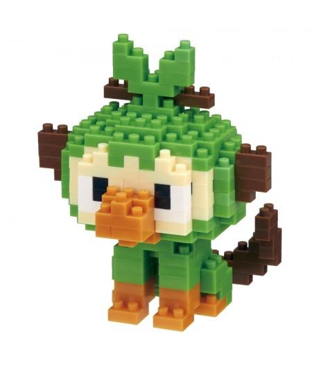 Nanoblock x Pokémon - Grookey Ouistempo Chimpep
