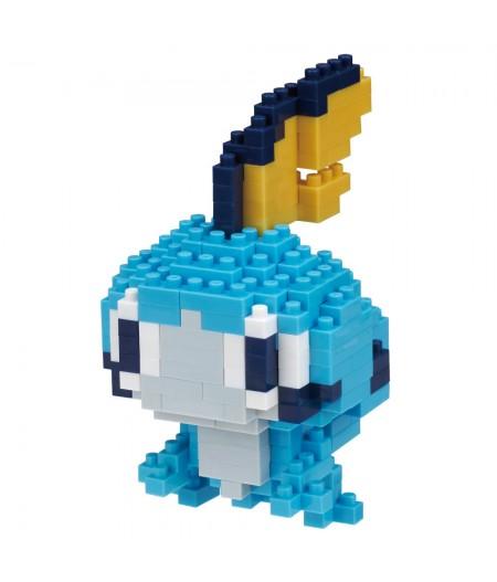 Nanoblock x Pokémon - Sobble Larméléon Memmeon