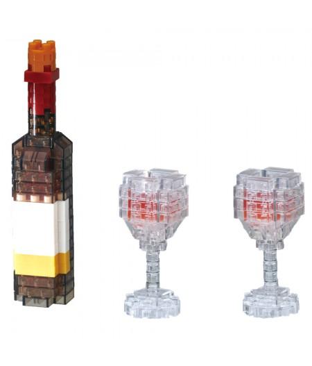 Nanoblock Wine
