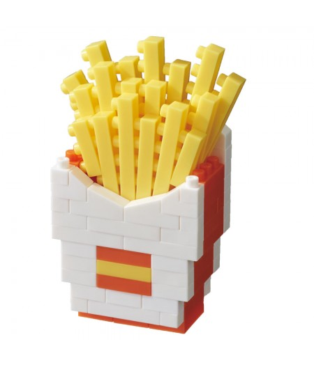 Nanoblock French Fries