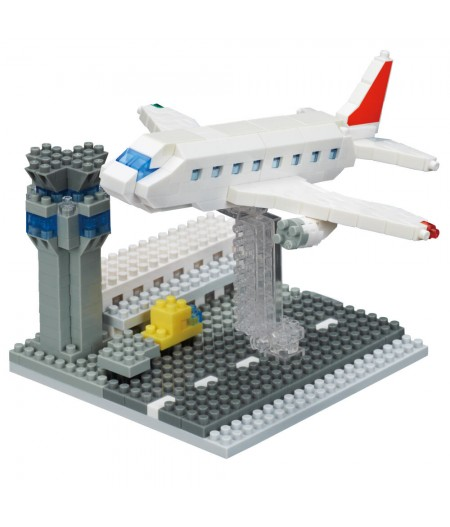 Nanoblock Airport Sights Series