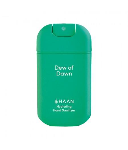 HAAN Dew of Dawn - Spray désinfectant hydratant pour les mains à l'aloé vera