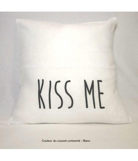 Kiss me blanc