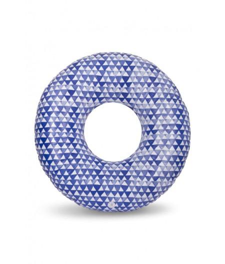 Bouée Tulum Ø 120 cm| The Nice Fleet : Grande bouée ronde gonflable en PVC