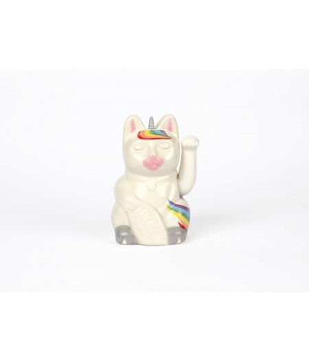 Licorne Chat porte bonheur - Lucky Unicorn Cat - DOIY
