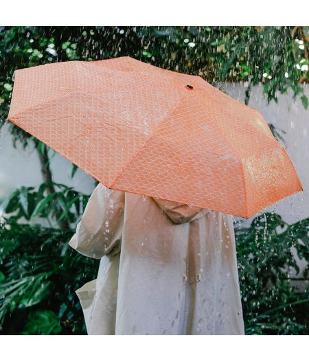 Fish Umbrella DOIY - Parapluie poisson orange