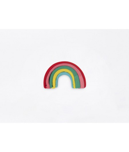 Chaussettes arc-en-ciel rose - DOIY Rainbow Socks