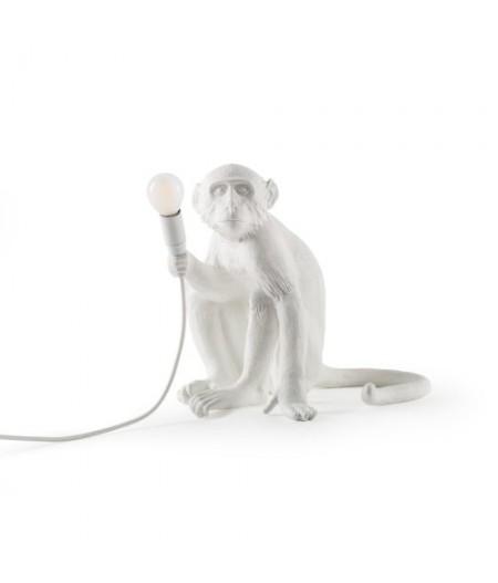 Monkey Lamp Sitting Seletti