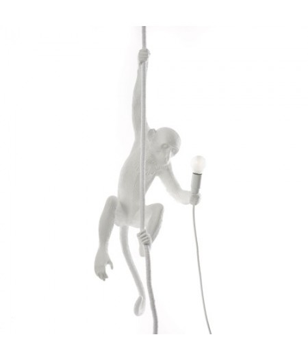 Monkey Lamp Suspension Right hand - Seletti Monkey Lamp