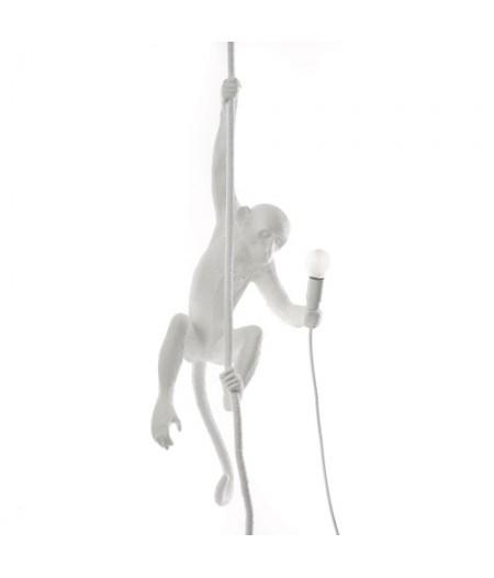 Monkey Lamp Suspension Right hand OUTDOOR - Seletti Monkey Lamp