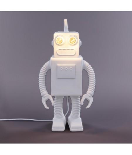 Lampe Robot Porcelaine | Seletti