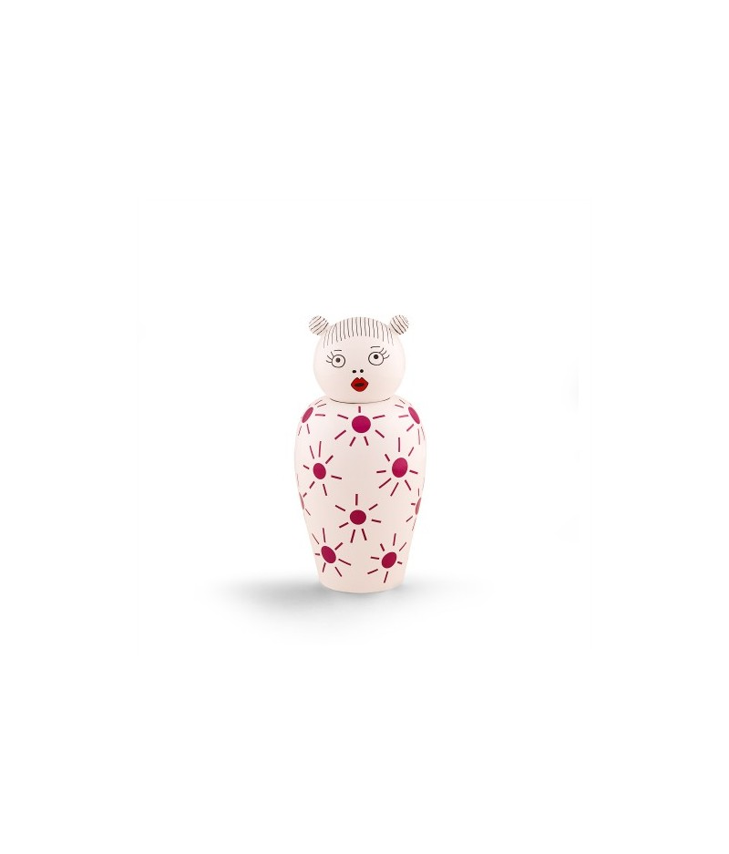 Le Canopie-Lula Dolomite Vase with Cover Seletti - Vase Dolomite Canopie LULA