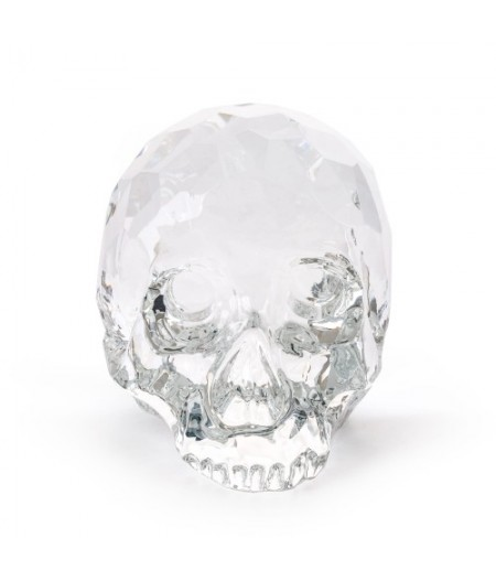 The Hamlet Dilemma Crystal Skull - Seletti Crane tête de mort en cristal