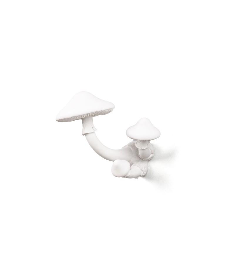 Mushroom Resin Hanger Seletti - Patère Champignon