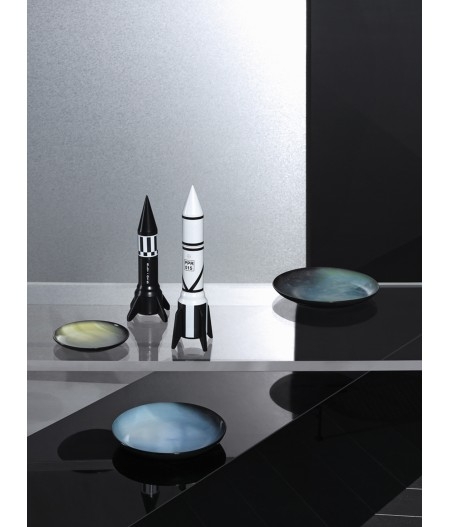 Moulin poivre Fusée blanche Cosmic Diner - Diesel Living with Seletti