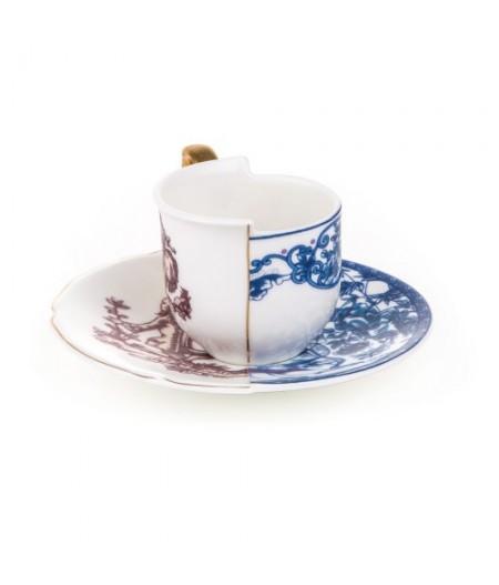 Tasse à café en Porcelaine Hybrid - Eufemia | Seletti