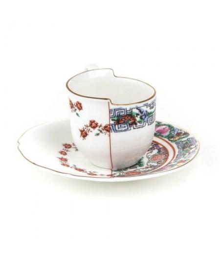 Tasse à café en Porcelaine Hybrid - Tamara | Seletti