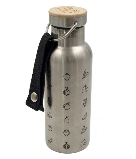 Bouteille thermos fruits et légumes 500 ml - NUBENTO by Cookut