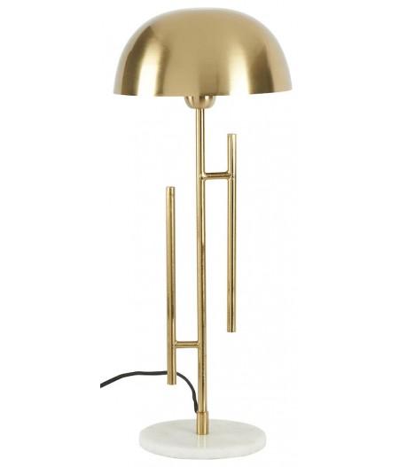 Lampe Moten Brass 22x22xH55cm - Athezza