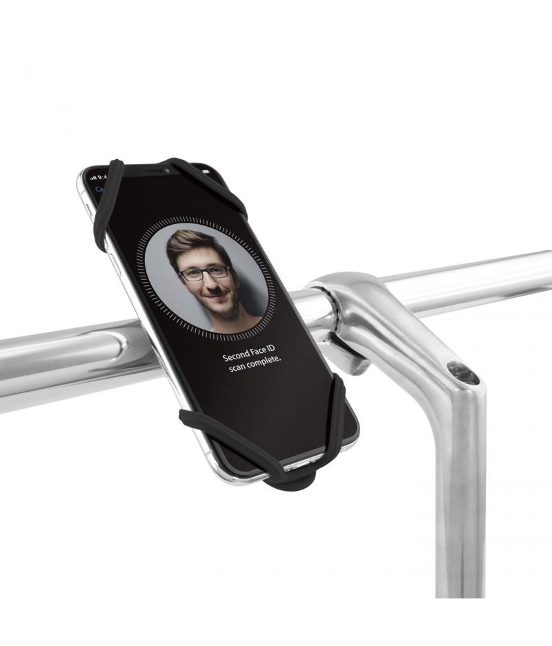 Bike Tie 2 Black - Bone Collection - Support téléphone pour vélo