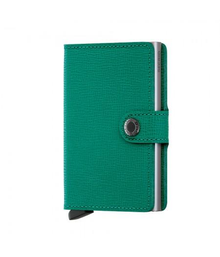 Miniwallet Secrid - Crisple MC-Emerald