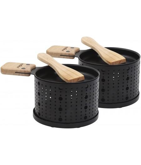 Raclette à La Bougie Pour 2 by Cookut