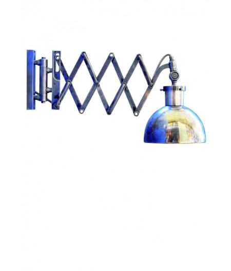 Applique à crémaillère Abat jour métal - Chehoma