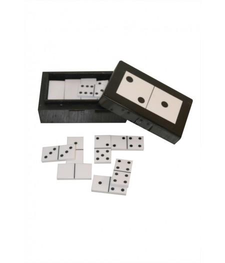 Boîte de jeu 28 dominos – Chehoma