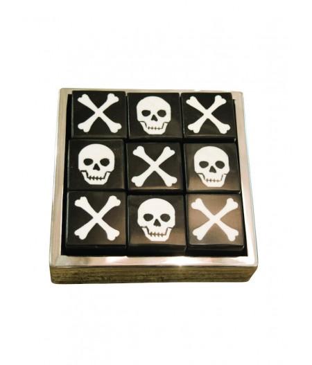 Jeu OXO 'Skulls' - Chehoma