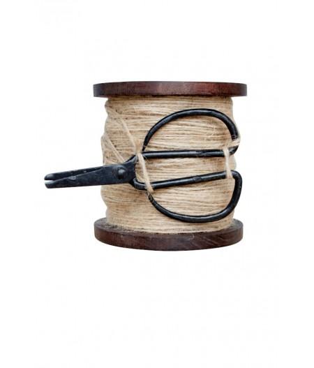 Bobine de corde et ciseaux - Chehoma