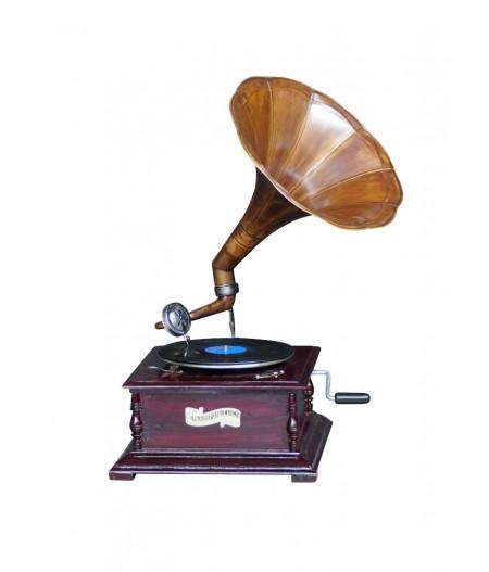 Gramophone et 3 Vinyles –- Chehoma