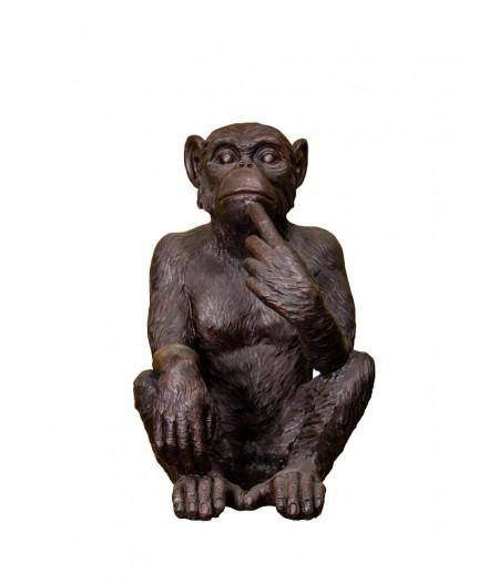 Grand singe pensif - Chehoma