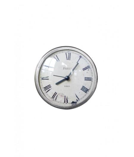 Petite horloge réveil aimantée - Chehoma