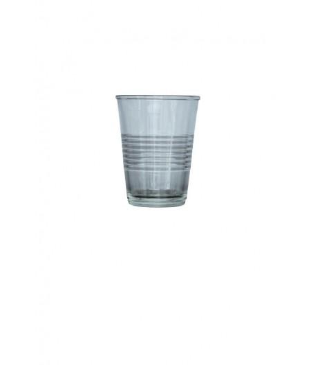 Gobelets en verre transparent - Chehoma