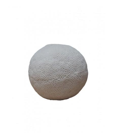 Grande Lampe boule Corail - Chehoma
