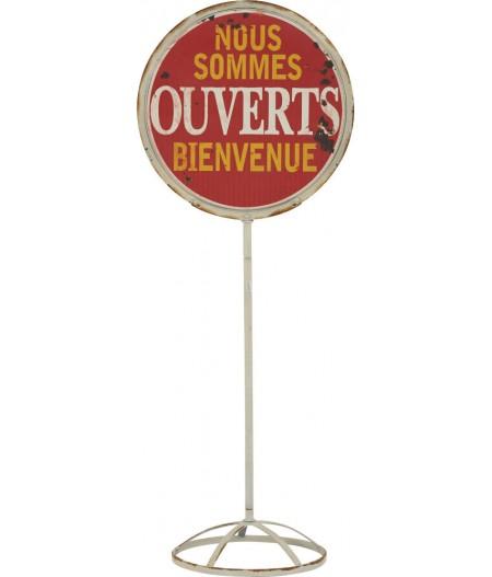 Panneau Ouvert/Fermé - Athezza